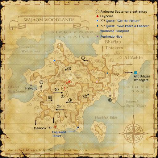 Alexandrite FFXIV Map Locations